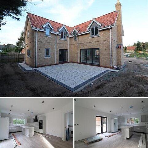 4 bedroom detached house for sale - Carisbrooke Avenue,Elloughton