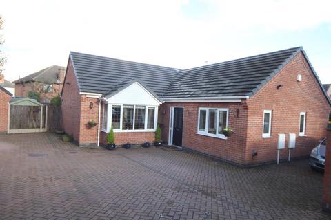 3 bedroom detached bungalow for sale - College Lane, Hinckley
