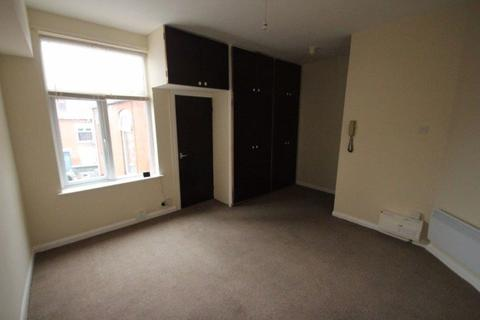 Studio to rent - Fosse Road South, West End, Leicester, LE3 0QD