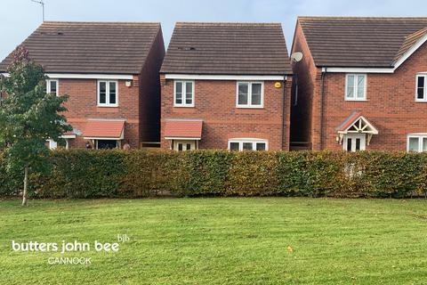 3 bedroom detached house for sale - Rowan Close, Cannock