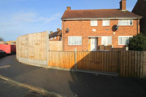 3 bedroom end of terrace house for sale - North Close, Feltham, TW14