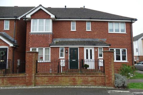 3 bedroom semi-detached house to rent - Macquarie Quay, Eastbourne