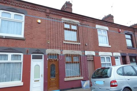 3 bedroom terraced house for sale - Weymouth Street, Leicester, LE4