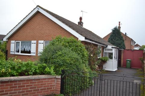 2 bedroom detached bungalow to rent - Pinfold Close, Bottesford