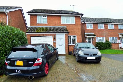 3 bedroom detached house for sale - Woodman Mead, Warminster