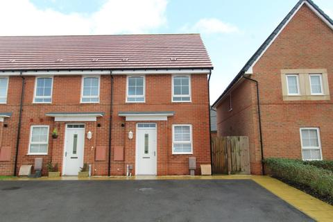 2 bedroom end of terrace house to rent - Foxglove Way, Clanfield