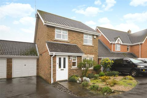 3 bedroom link detached house for sale - Christopher Bushell Way, Kennington, Ashford, Kent, TN24