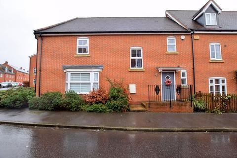 3 bedroom terraced house for sale - Prince Rupert Drive, Aylesbury