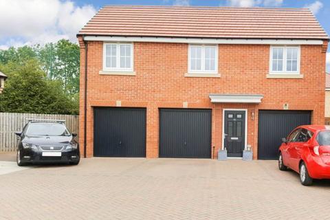 2 bedroom flat for sale - St. Nicholas Drive, Bedlington, Northumberland, NE22 5SE