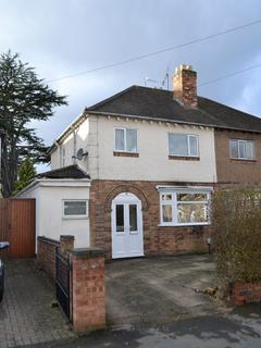 3 bedroom semi-detached house to rent - Southlea Avenue , Leamington Spa CV31