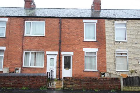 2 bedroom terraced house to rent - 67, Welbeck Street, Creswell