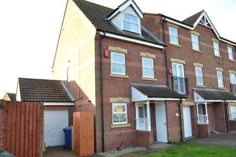 3 bedroom end of terrace house to rent - Birchwood View, Gainsborough, Lincolnshire, DN21