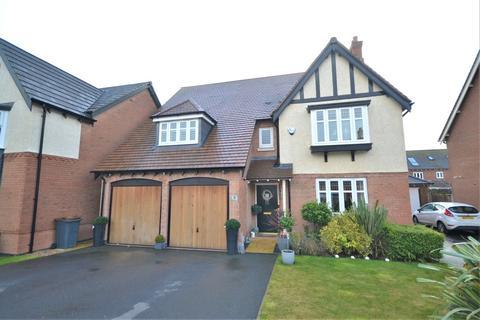 4 bedroom detached house for sale - Baskerville Road, Nuneaton