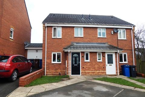2 bedroom semi-detached house for sale - St Johns Close, Burntwood
