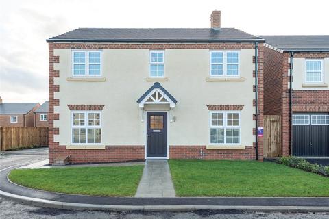 4 bedroom detached house for sale - Poplar Place, Northgate, Morpeth, NE61
