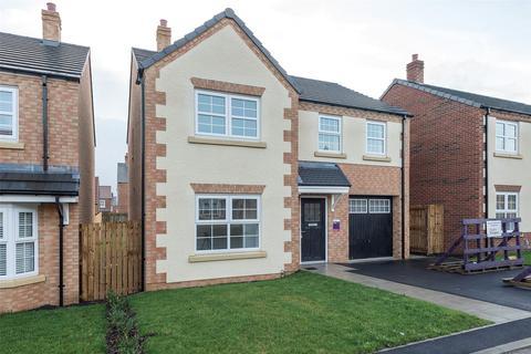 3 bedroom detached house for sale - Poplar Place, Northgate, Morpeth, NE61