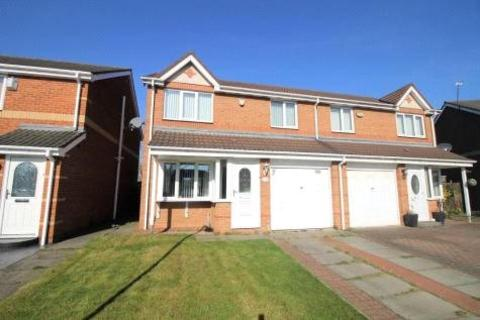 3 bedroom semi-detached house for sale - Saint Johns Close, Stockton-on-Tees