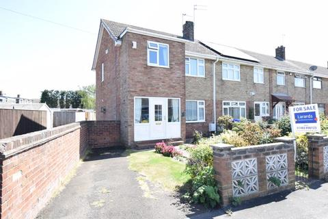 3 bedroom terraced house for sale - Standage Road, Thorngumbald