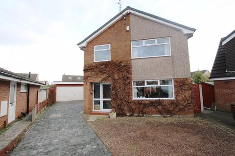 4 bedroom detached house for sale - The Maltings, Longton