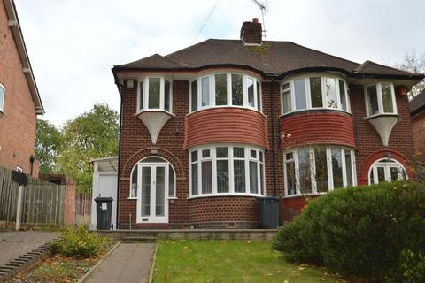 3 bedroom semi-detached house to rent - 11 Brigfield Road, Billesley, B13 0JG