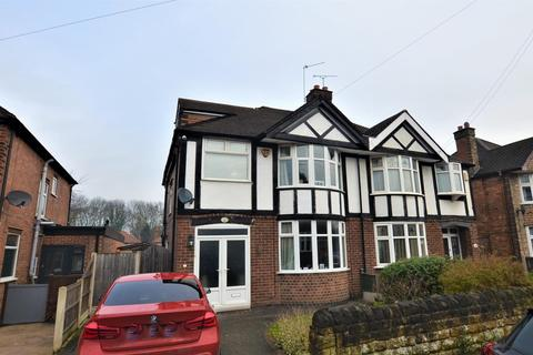 4 bedroom semi-detached house for sale - Russell Avenue, Wollaton, Nottingham