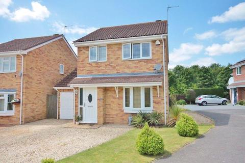 3 bedroom detached house for sale - Kysbie Close, Abingdon
