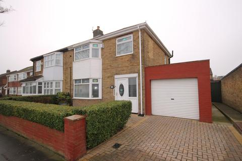 3 bedroom semi-detached house for sale - King Oswy Drive, Hartlepool