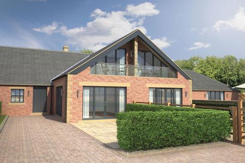 3 bedroom semi-detached house for sale - West Chevington Farm, West Chevington, Morpeth