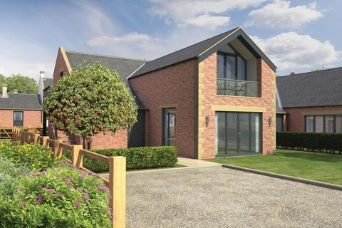 4 bedroom detached house for sale - West Chevington, Morpeth