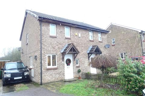 2 bedroom semi-detached house for sale - Foxhill Drive, Glen Parva, Leicestershire