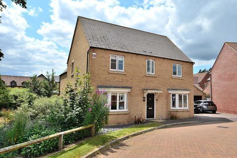 4 bedroom detached house for sale - Wensleydale Crescent, Oakridge Park