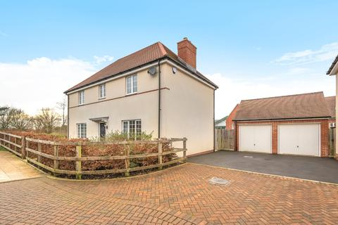 4 bedroom detached house for sale - Kimmeridge Road, Cumnor, Oxford, OX2