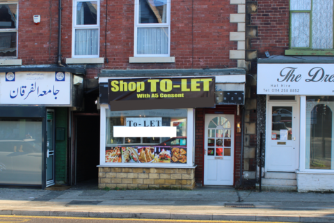 Property to rent - Abbeydale Road, Sheffield, South Yorkshire, S7