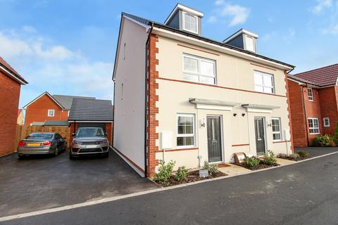 4 bedroom semi-detached house to rent - Mays Drive, Westbury
