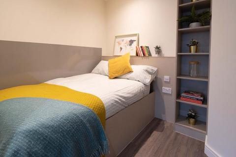 1 bedroom serviced apartment to rent - Gold Studio, Redvers Tower, Union Street, Sheffield, S1 2FU