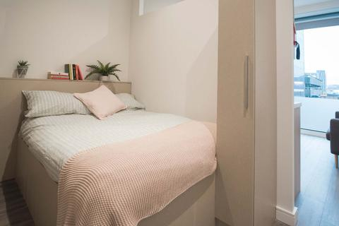 1 bedroom serviced apartment to rent - Diamond Studio, Redvers Tower, Union Street, Sheffield, S1 2FU