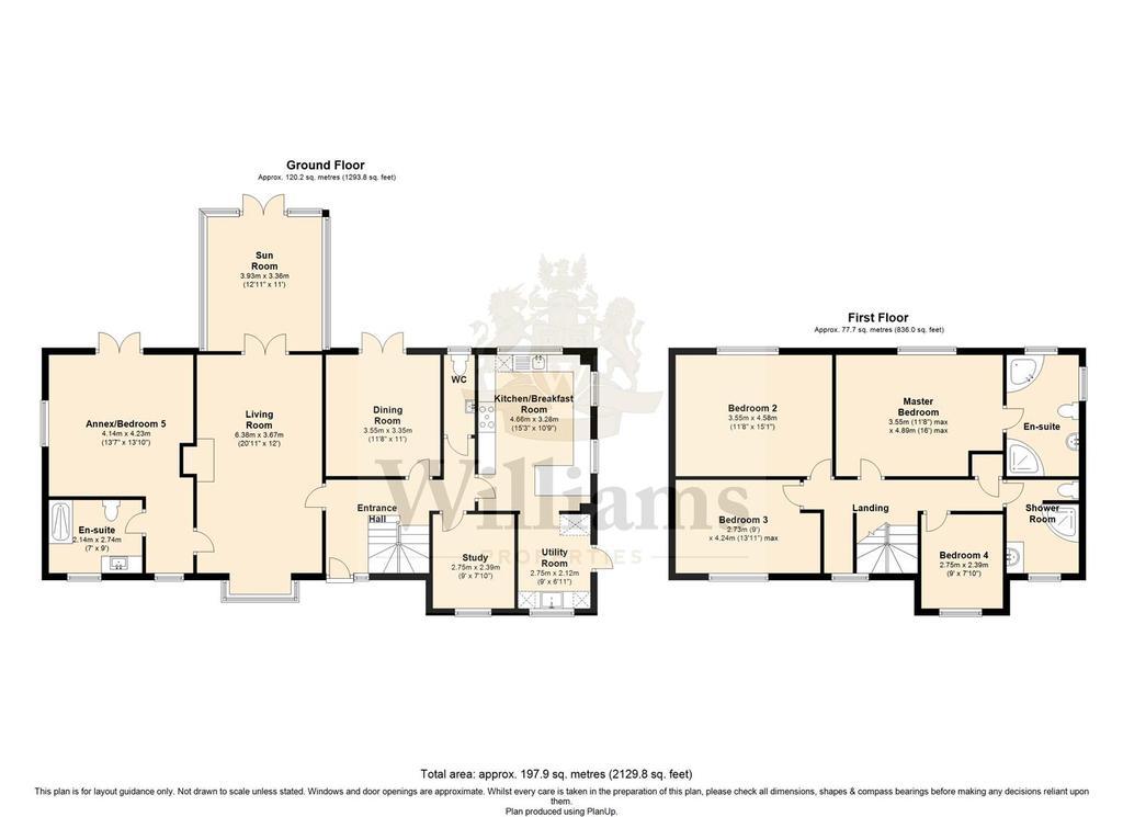 Floorplan: Williams Hill Drive.jpg