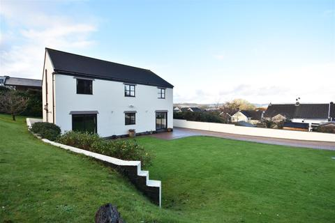5 bedroom detached house for sale - Village Lane, Mumbles, Swansea