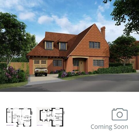 3 bedroom detached house for sale - Plot Hemingway (Plots 7, 8, 13 & 17), Hemingway at The Gables, Lloyd George Gardens, Tilford Road GU10