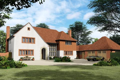 5 bedroom detached house for sale - Plot Charleston (19), Charleston at The Gables, Lloyd George Gardens, Tilford Road  GU10