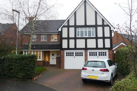 5 bedroom detached house for sale - Chater Drive, Nantwich