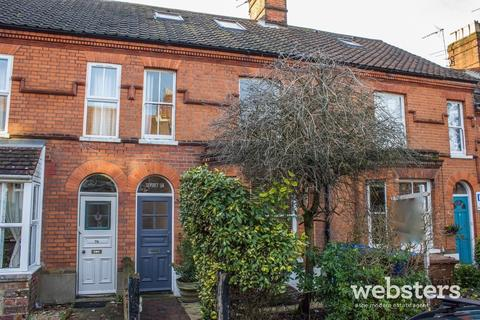 3 bedroom terraced house for sale - College Road, Norwich NR2