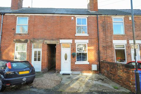 2 bedroom terraced house for sale - Lower Grove Road, Chesterfield