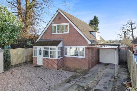 2 bedroom detached house for sale - Ashcroft Avenue, Shavington, Crewe