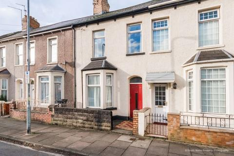 2 bedroom terraced house for sale - Theobald Road, Canton, Cardiff