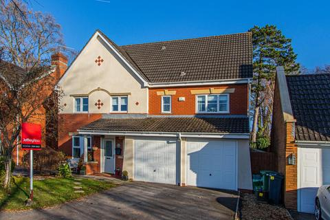 6 bedroom house for sale - Bassetts Field, Thornhill, Cardiff