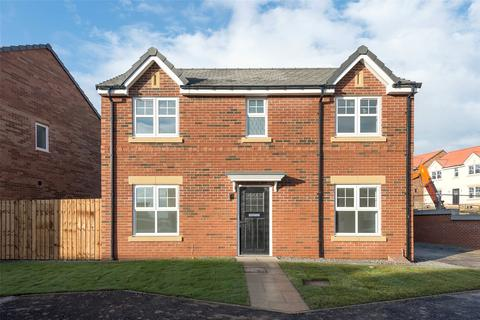 4 bedroom detached house for sale - Joiners Gardens, Alnwick, Northumberland, NE66
