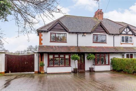 3 bedroom semi-detached house for sale - Warwick Road, Knowle, Solihull, B93 0EF