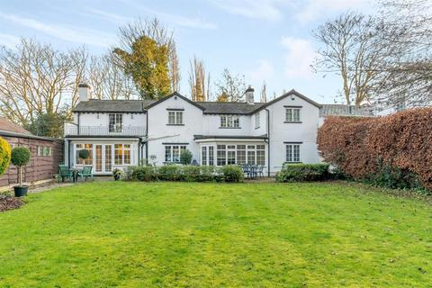 4 bedroom detached house for sale - Warwick Road, Knowle, Solihull, B93 9LR