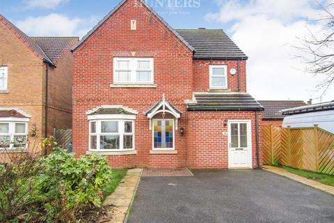4 bedroom detached house for sale - Horsley Road, Gainsborough, DN21 2TD
